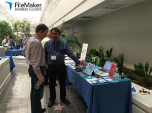 Ki Systems at FIleMaker Business Alliance with KiPoint POS