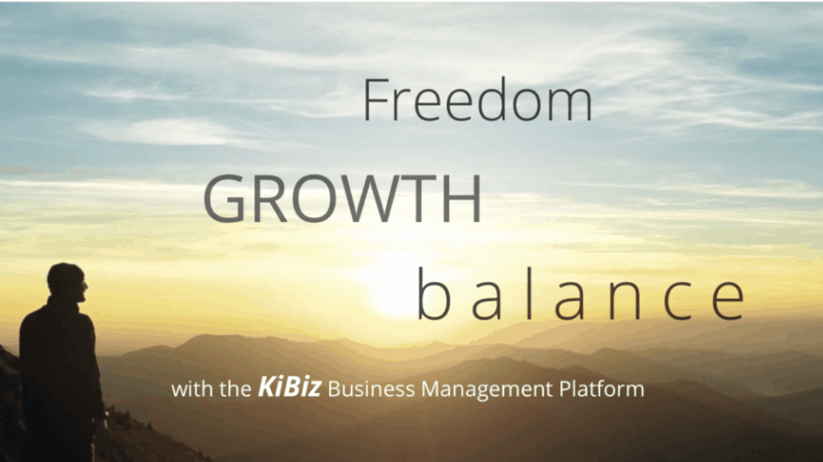 Equip and Empower your Business with KiBiz End of Year Special Offer